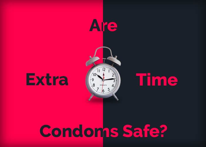 Are Extra Time condoms safe?