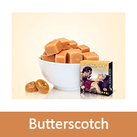 Butterscotch flavour