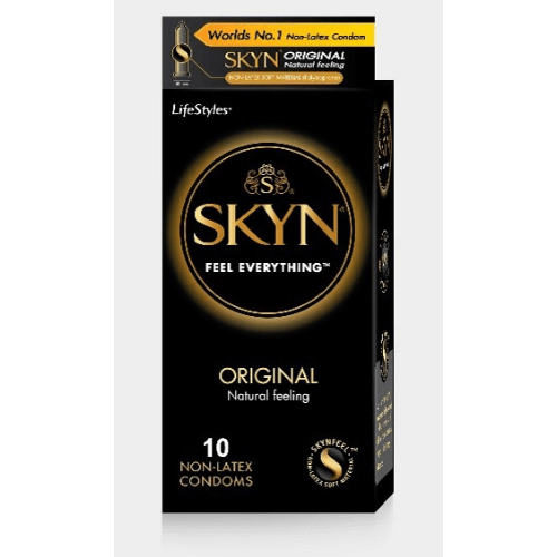 Kamasutra skyn original non-latex condoms - Latex free condoms - Pack of 6s X 2