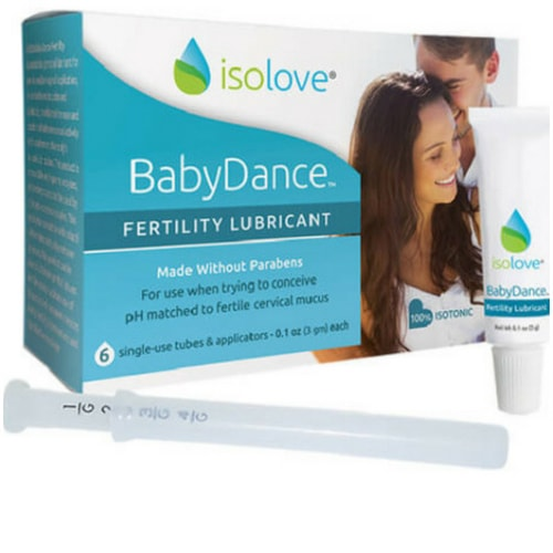 BabyDance Fertility Lubricant from Fairhaven