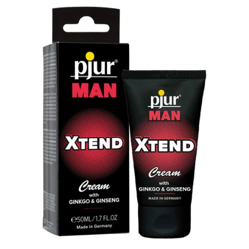 Pjur Man Xtend Cream for men - 50 ml - 15 to 20 minutes Extended Pleasure