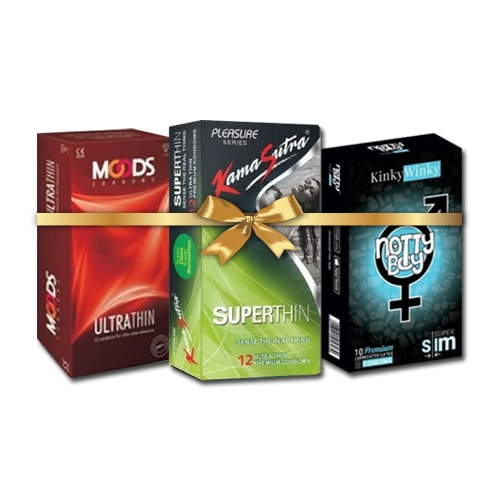 Buy Super Ultra Thin Condom online in india at shycart