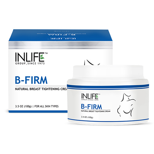 Inlife natural breast firming and tightening cream (100g)