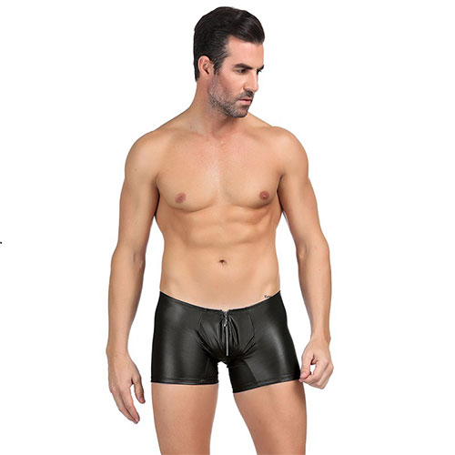 Mens Leather Pants With Exposed Hips