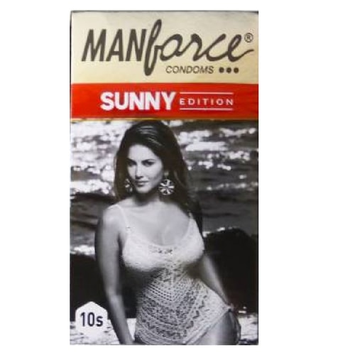 Manforce Sunny Edition Condoms
