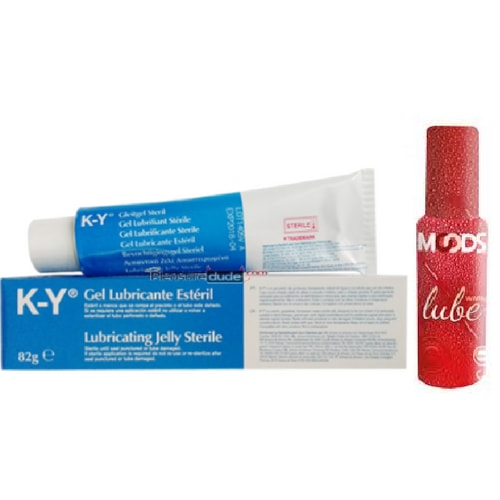 Moods lube, warm gel- KY  Lubricating jelly Sterile | shycart