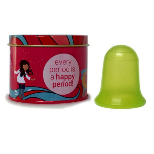 Stone-soup Wings - reusable Menstrual cup