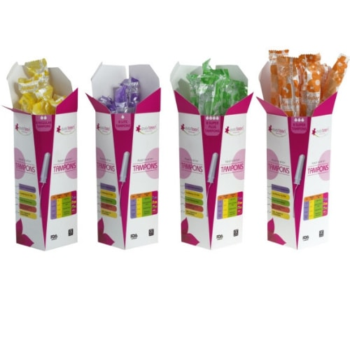 Everteen Super Plus Tampons with Applicator