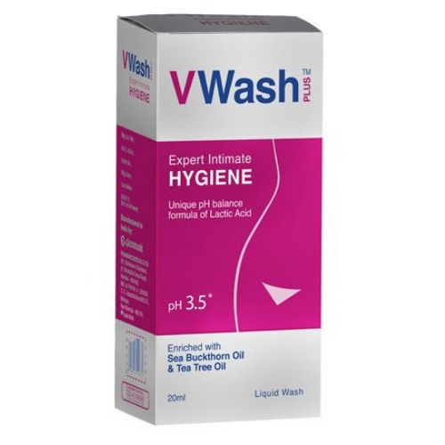 Vwash Liquid Wash - 20 ml