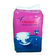 Truchek extra large disposable adult diapers (10/pack)