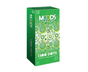 Moods 1500 dots 12s x 4 pack